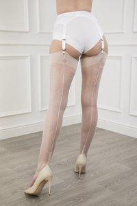 Cuban Heel Wit