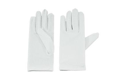 Luxe Handschoen Wit
